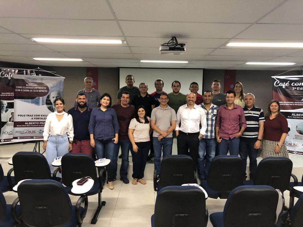 WorkShop Projetos Lean Six Sigma de Alto Impacto